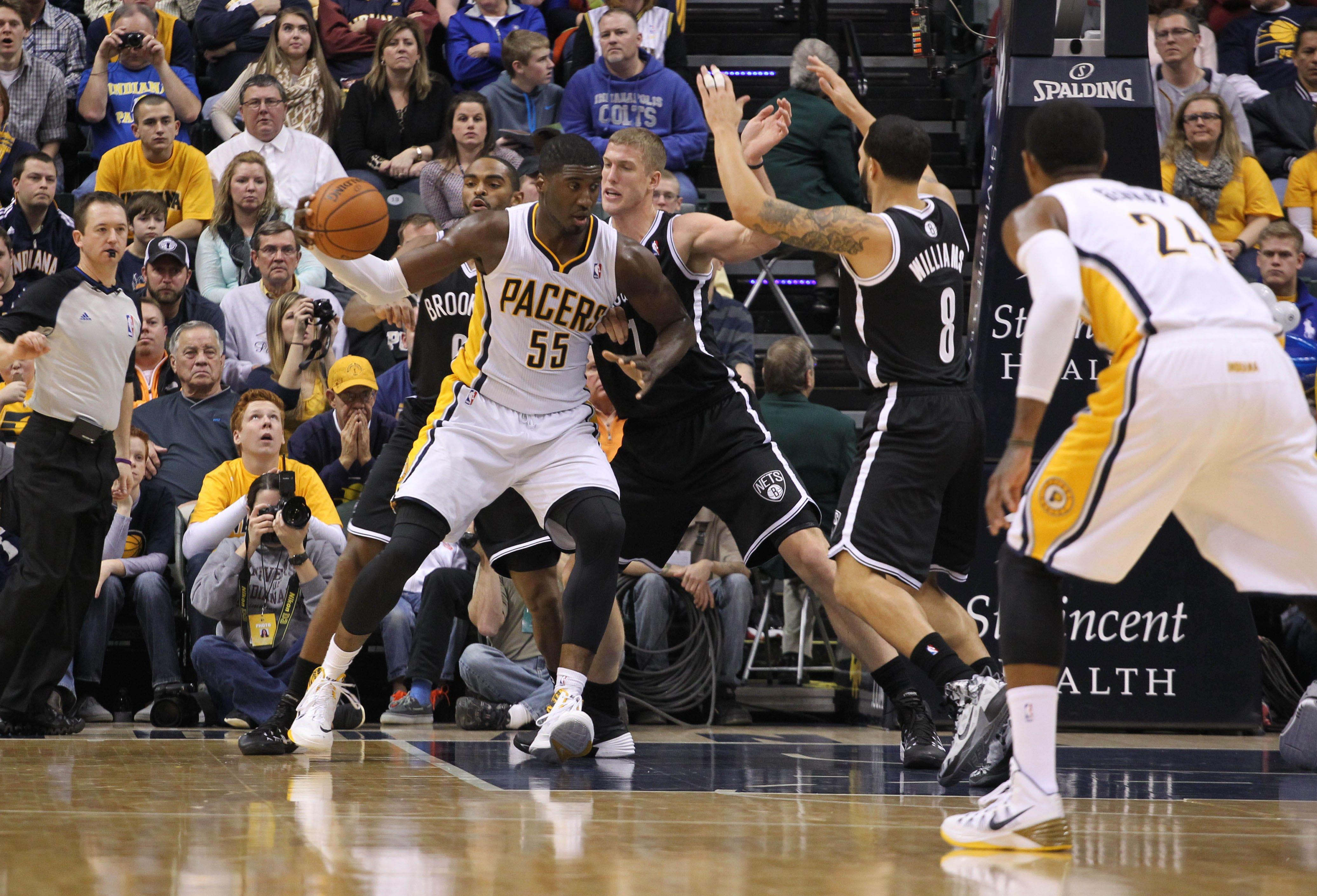 Баскетбол. Ставки на Бруклин – Атланта. Ставки на Плэй Офф НБА. 18 Финала, 1 Мая