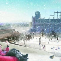 Reaction positive to Titletown District design