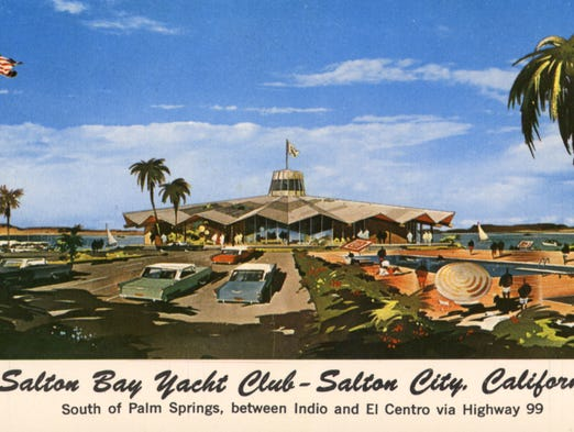 Salton Bay Yacht Club, Salton City
