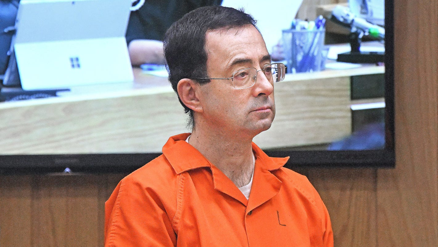 Nassar sentenced in Eaton County; more victims speak out