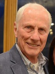 Dick Volkmann, president of the Ephraim Men's Club.