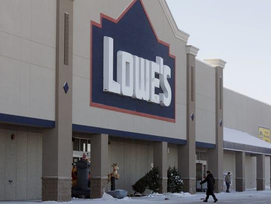 Lowe's in Oshkosh
