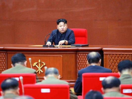EPA NORTH KOREA GOVERNMENT DEFENSE POL INTERIOR POLICIES DEFENCE KOR
