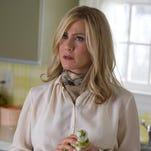 "Jennifer Aniston in ""Life of Crime,"" an  adaptation of an Elmore Leonard novel."