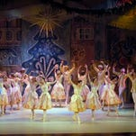 "The Moscow Ballet presents ""The Great Russian Nutcracker."""