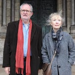 "Jim Broadbent and Lindsay Duncan are shown in a scene from ""Le Week-End."""