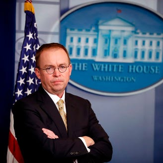 Mick Mulvaney: Money wasn't the only factor in delaying Trump's military parade