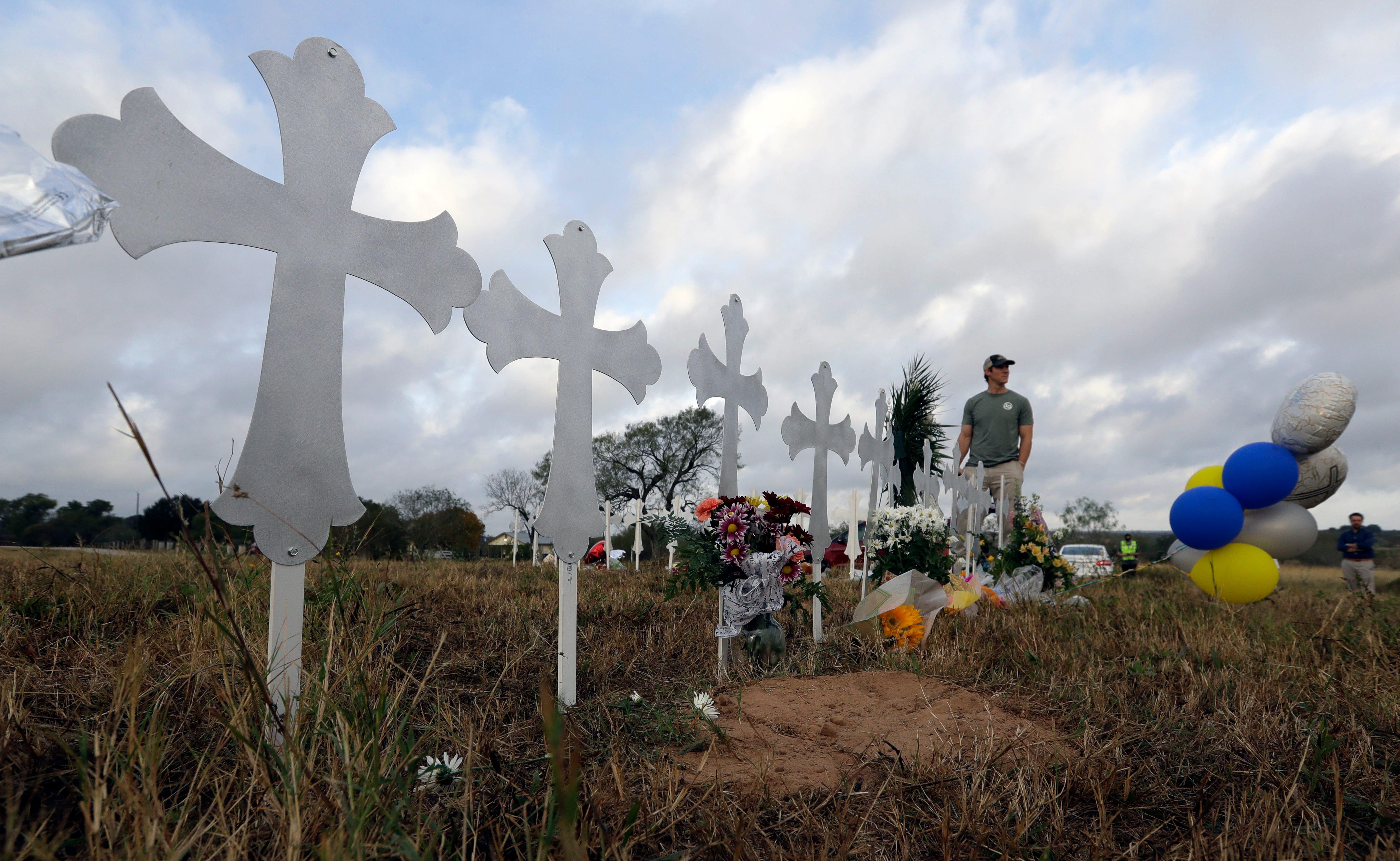 AP CHURCH SHOOTING TEXAS A USA TX Part 90