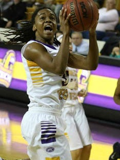 Tennessee Tech's Samarie Howard