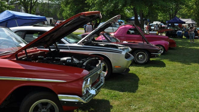 Cars and Bikes at Highland Park in Endwell will raise money for local veterans.