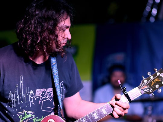 War on Drugs at Clive Bar on March 19, 2015 in Austin,