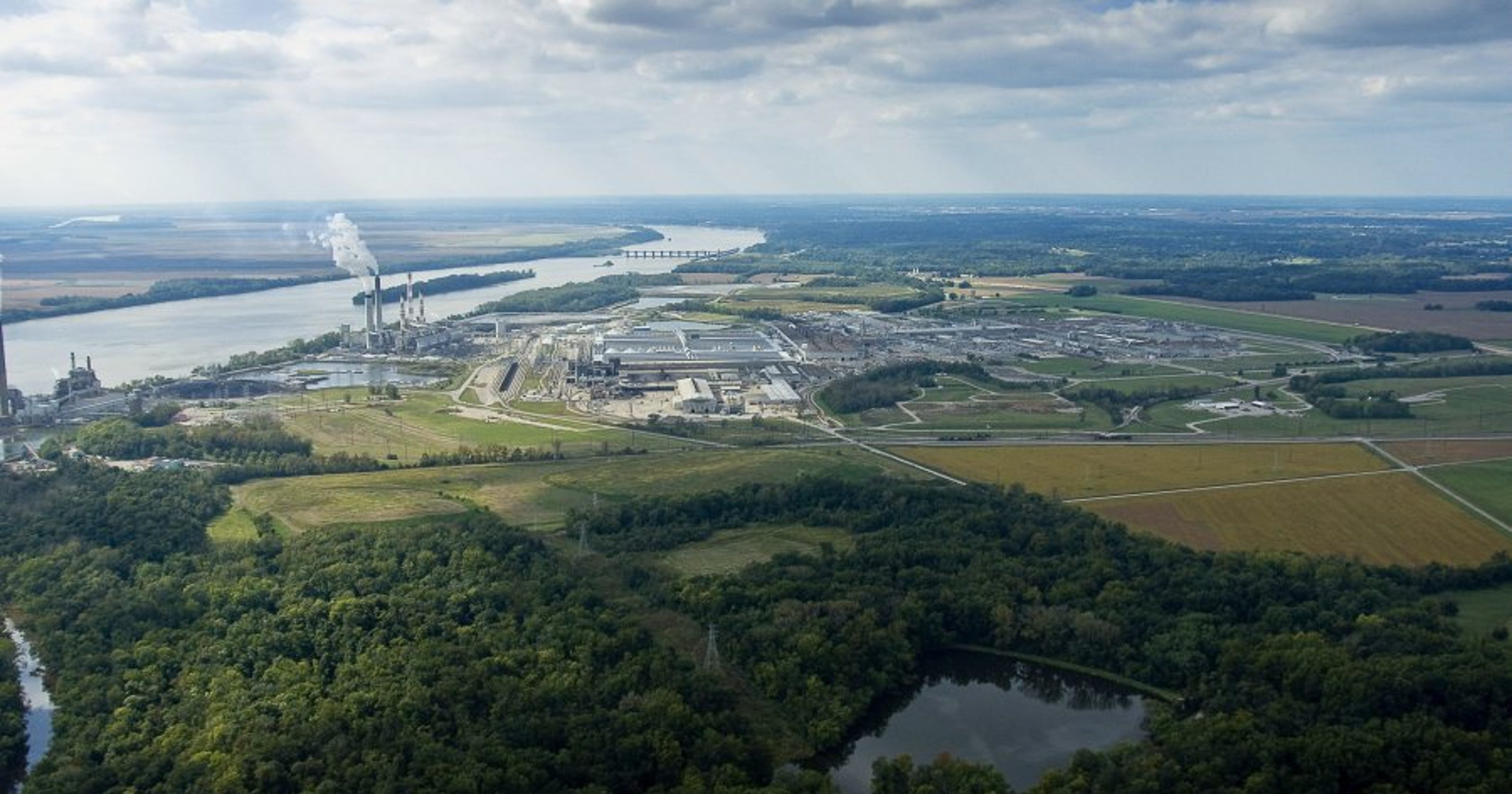 Laid-off Alcoa workers are eligible for federal assistance