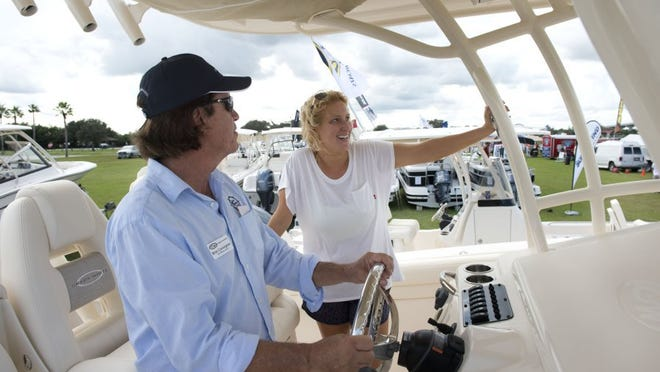 The 34th annual Vero Beach Fall Boat Show is Saturday and Sunday at Riverside Park in Vero Beach. It has free admission and free parking.