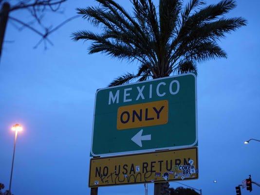 Mexico Deportation plans