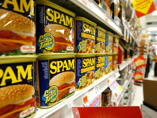 AP EARNS HORMEL F FILE USA VT