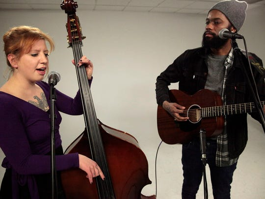 """Nickel & Rose performs at """"Guthrie Uncovered"""" at Turner"""