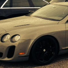 Police are looking for the suspect who stole a 2-door Bentley Super Sport with Florida tag #SBL43