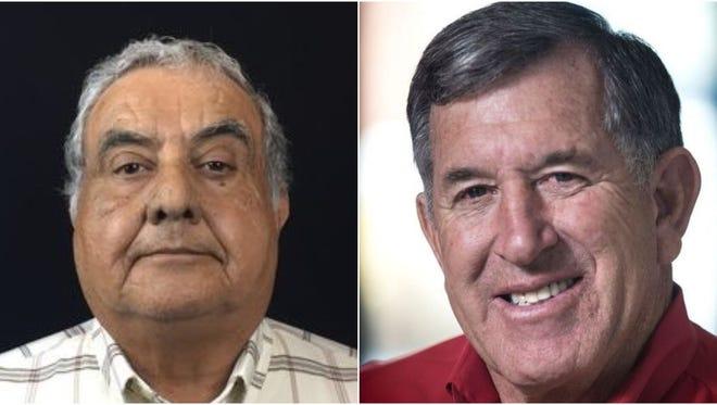 "Roberto ""Marty Martinez and John Zimmerman"