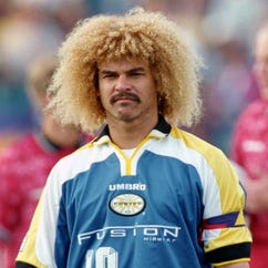 Major League Soccer's all-time all-hair team