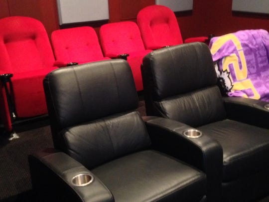 A movie theater inside a home can run from $10,000