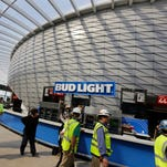 Little Caesars Arena is not 100% finished, but it's ready for Kid Rock