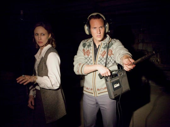 "Vera Farmiga and Patrick Wilson lead ""The Conjuring"" franchise as a pair of paranormal investigators."
