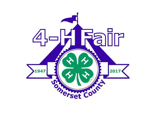 This year's Somerset County 4-H Fair, which will be held at North Brach Park in Bridgewater on Aug. 9, 10 and 11.