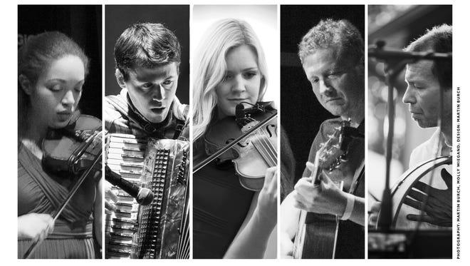 Fonn Mór will perform in Athens Saturday.