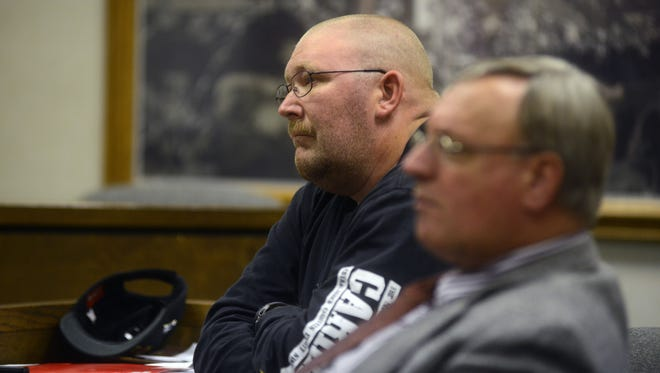 Darin Welker, 36, of West Lafayette, was found guilty of violating a city ordinance prohibiting citizens from keeping ducks within city limits Oct. 29 at the Coshocton County Municipal Court in Coshocton.