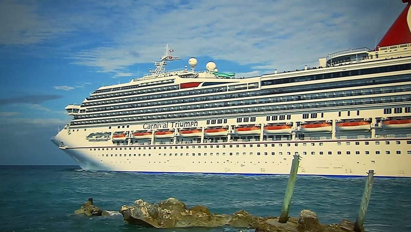 Carnival Switching Cruise Ships Good News For N O