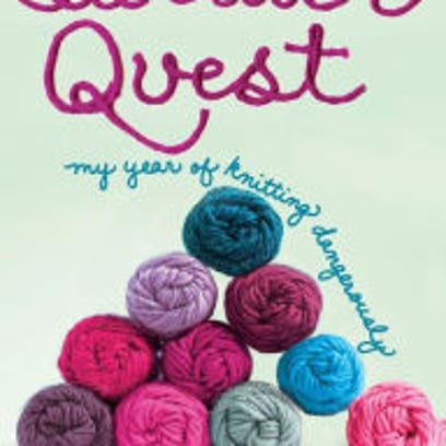 """""""Sweater Quest"""" by Adrienne Martini describes her year of knitting dangerously, making Alice Starmorme's Mary Tudor sweater."""