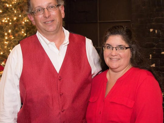 All Occasion Catering owners Neal and Susan Green