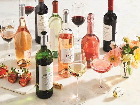 Selections from the Martha Stewart Wine Co.