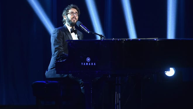 Monday brings Josh Groban's epic Madison Square Garden concert.