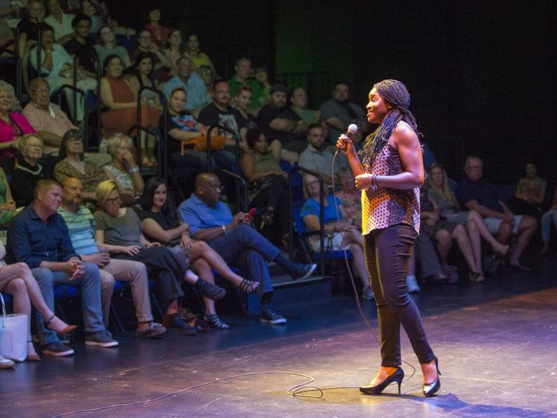 Join The Arizona Republic and azcentral.com for a night of stories about pretending, posing and faking it.