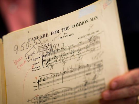 Oct. 19, 2016: Pops Conductor John Morris Russel looks