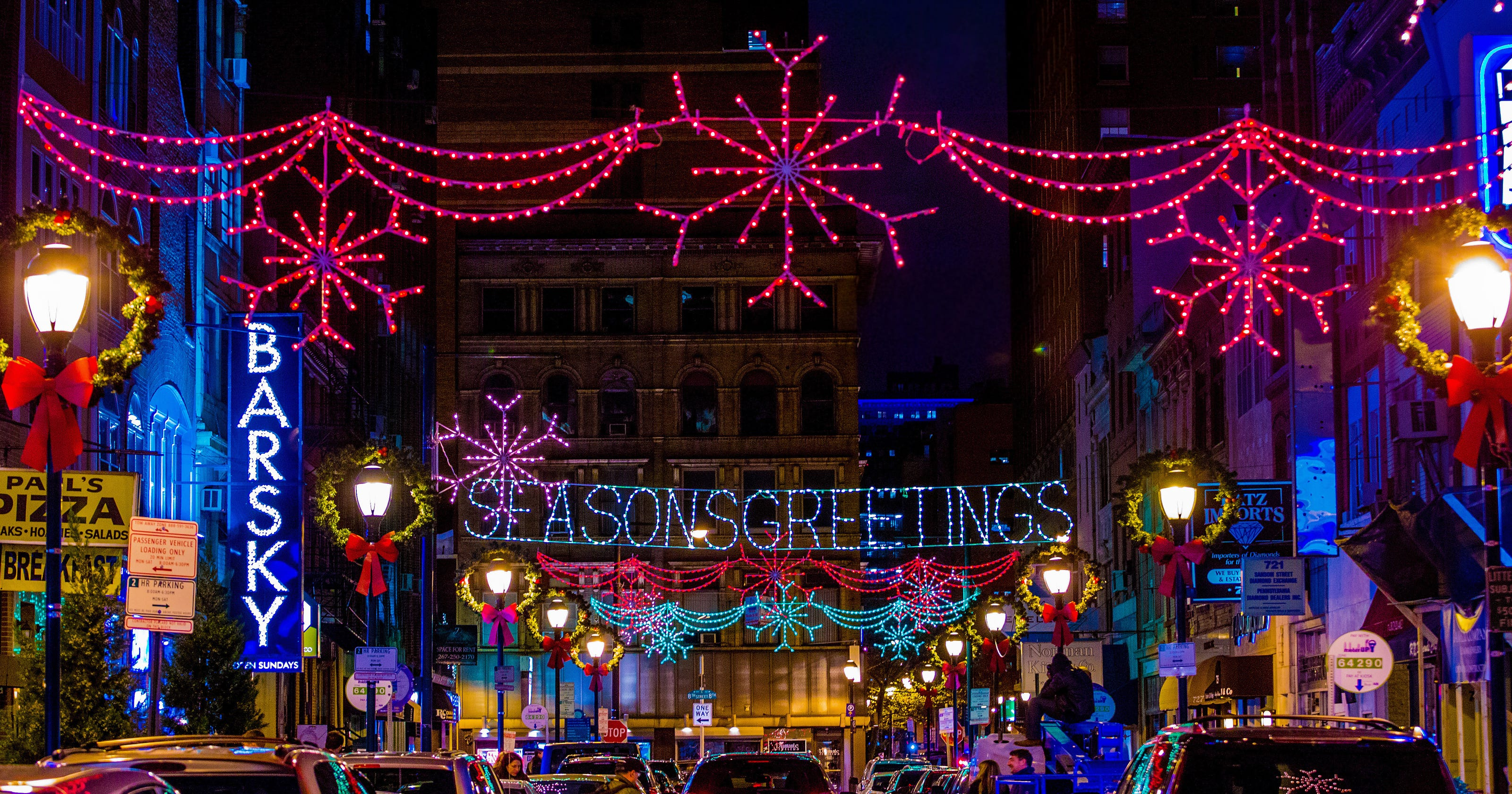 7 things to do for holidays in philly