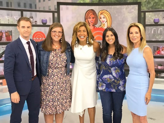 Stephonie Ifland Today Show Student Loans Paid Off