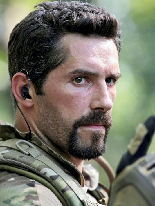 "Wu Jing (not shown) is supposed to be the star and the title character in ""Wolf Warrior"" but Scott Adkins steals the show in a smaller role."