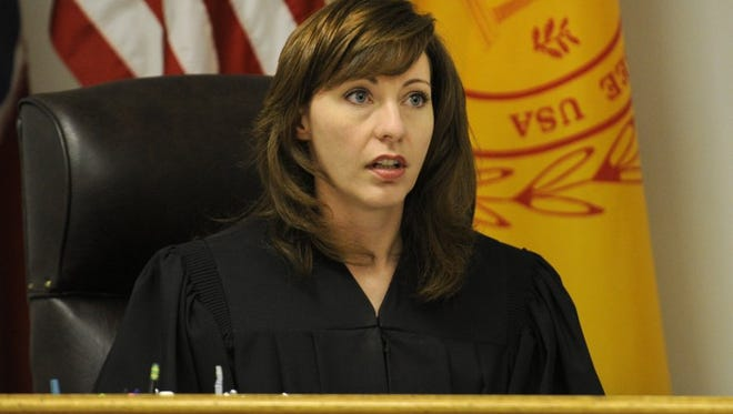 Campbell County General Sessions Court Judge Amanda Sammons