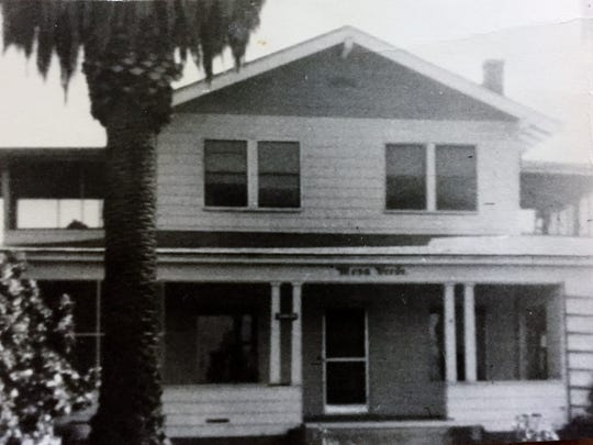 The Mesa Verde Plantation home decades before it became the Plantation Bed and Breakfast.