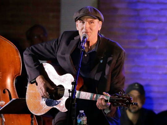 James Taylor has the best song about North Carolina.