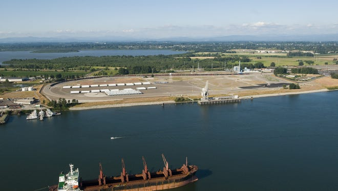 City of Vancouver says a proposal by NuStar Energy L.P. to handle crude oil must undergo a detailed environmental review.
