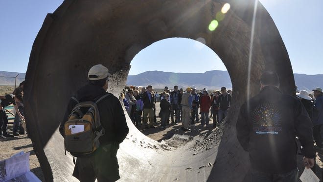 White Sands Missile Range will open Trinity Site to the public for another open house Oct. 1.