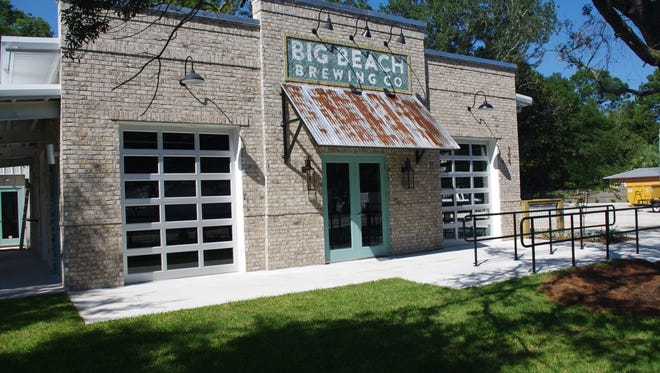 Big Beach Brewing Company is Gulf Shores, Alabama, is celebrating its one-year anniversary Oct. 12-15, 2017.
