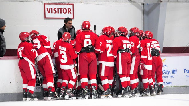 The Port Huron Flags Bantam A team will compete in the second round of the Port Huron International Silver Stick Finals.