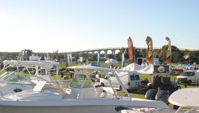 The 2018 Vero Beach Boat Show will be held April 7-8.