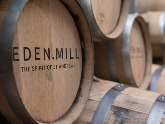 Eden Mill in St Andrews is Scotland's only combined