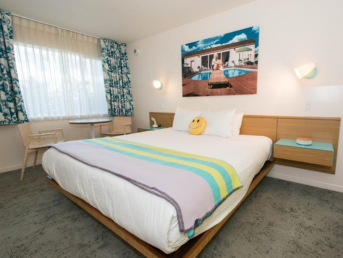 10 retro hotels in los angeles for Beverly laurel motor hotel bed bugs