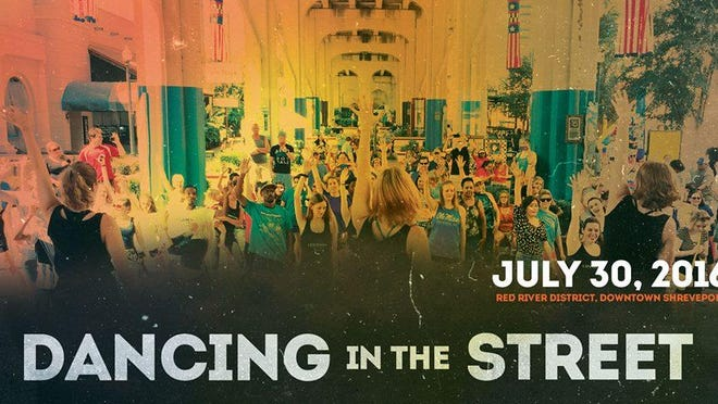 Watch local dance groups do their thing, then join in a performance with the Louisiana Dance Collective at 2-8 p.m.